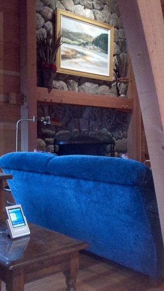 Barn Fireplace